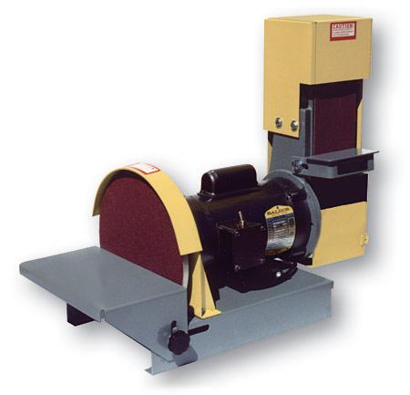 Belt grinder motor hp