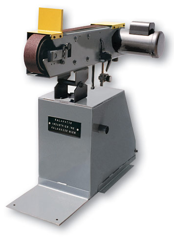 KS390/KS490 3″ and 4″ wide belt grinders