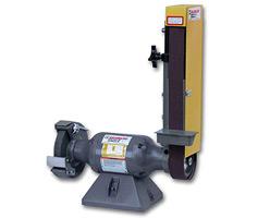 2SK7 2 x 48 Kalamazoo Industries Combination Multi Use Belt Sander