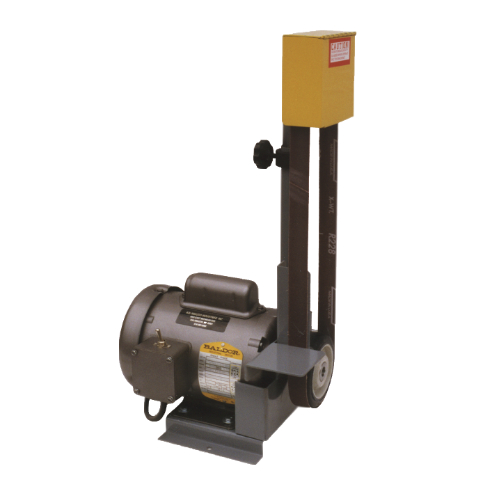 1 inch industrial belt sander, work shop, shop, industrial, wood, heavy duty, machine