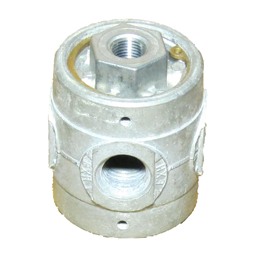 31-046 NC 3-Way air piloted valve, replacement 3-way air piloted valve, 3-way air piloted valve