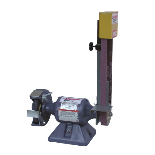 1SK6 1 inch combination sander with 6 inch grinding wheel