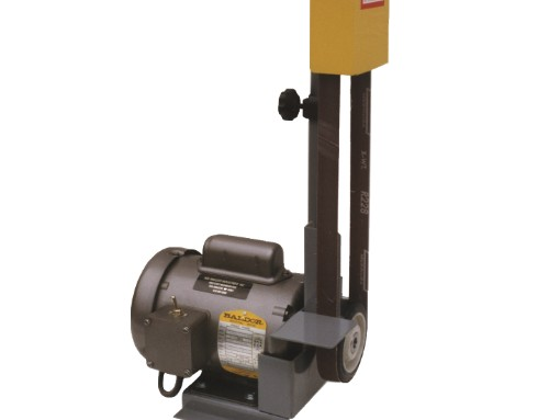 Why is a belt sander necessary for your shop?