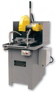 Kalamazoo Industries model K12-14W semi-enclosed wet chop saw, K12-14W semi-enclosed wet chop saw, Kalamazoo Industries, Kalamazoo