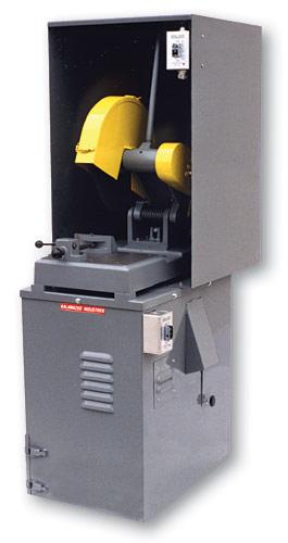 K12-14V 14 Inch abrasive saw chop saw & vacuum base