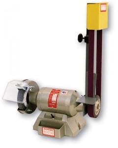 1SK6 Kalamazoo Industries multi use combination sander, Kalamazoo Industries multi use combination sander, combination sander, belt sander attachment, slack belt sanding