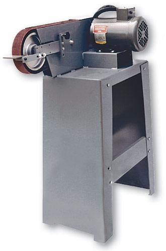 Kalamazoo Industries model BG260 heavy duty, direct drive belt grinder