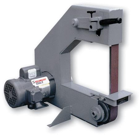 kalamazoo belt grinder. bg272 2\u2033 belt grinder kalamazoo 7