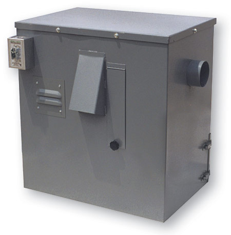 DCV-6, Dust collect, DCV-6 Industrial Dust Collector, DCV-6 Kalamazoo Industries Industrial Dust Collector