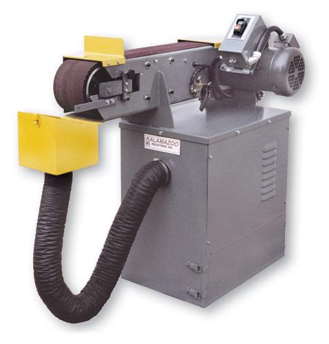 kalamazoo belt grinder. ks690hv 6\u2033 wide belt grinder kalamazoo 7