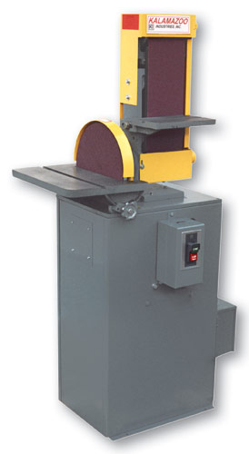 6 x 48 Inch & 12 Inch Industrial Combination Belt Sander,6 x 48 Inch & 12 Inch Industrial Combination Sander