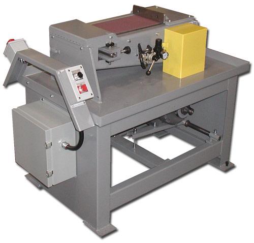 S8HW 8 x 60 inch industrial horizontal wet belt sander, industrial, wet sander, belt sander, sander