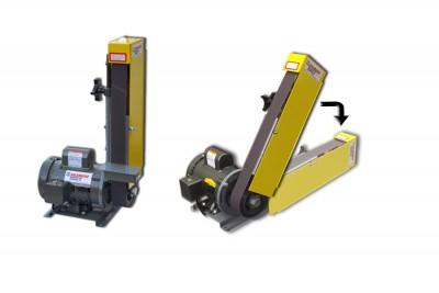 2FSM 2 x 48 Inch Kalamazoo Industries Inc Belt Sander, 2 x 48 Kalamazoo Industries Industries Belt Sander
