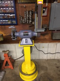 Kalamazoo Industries 2SK7 7 inch grinder & 2 x 48 inch sander attachment, 7 inch grinder, 48 inch sander attachment, 2 x 48 inch sander, Kalamazoo Industries 2sk7 7 inch grinder, Kalamazoo Industries 2SK7 7 inch grinder & 2 x 48 inch sander attachment, 7 inch grinder, 48 inch sander attachment, 2 x 48 inch sander, Kalamazoo industries 2sk7 7 inch grinder, 2SK7 7 inch multi-position combination sander, v, multi-position combination sander, combination sander, 2SK7 2 x 48 inch combination belt sander