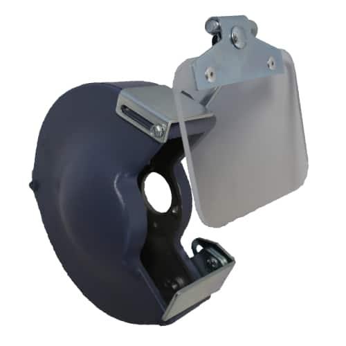 342-117 2SK7 combination sander and bench grinder guard assembly, combination sander
