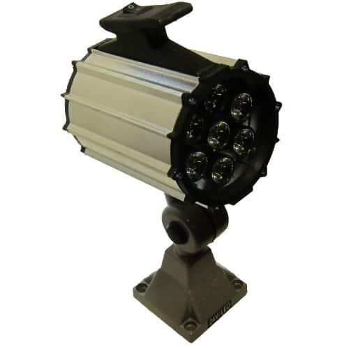 457-004 industrial work light, cutoff saw, saw, work light, light