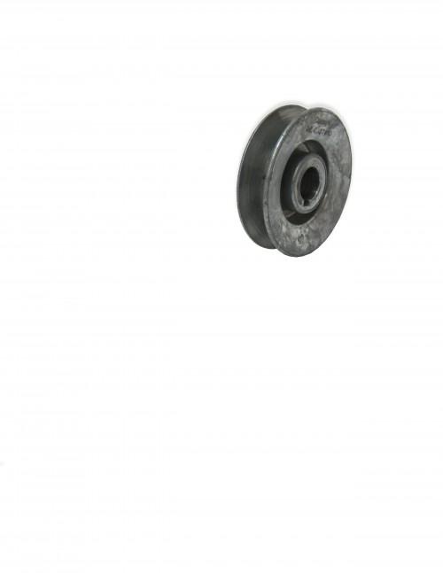 560-004 2FS 2 x 48 less motor v-belt pulley, 2 x 48 less motor