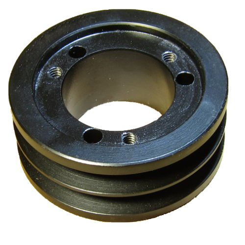 560-052 replacement motor v-belt pulley, combination sander, wet belt sander, sander, belt sander