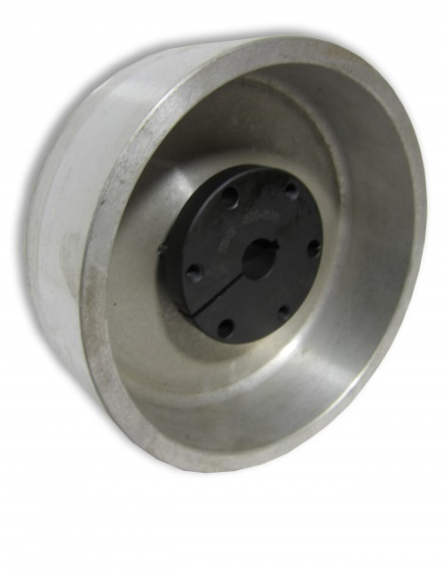 560-053 2 x 60 inch and 2 x 72 inch belt grinders drive wheel & bushing, 2 x 72 inch belt grinders, belt grinders, 2 x 60 inch, 2 x 72 inch