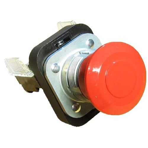 710-204 push-pull button, industrial, wet chop saw, chop saw, chop saw, saw
