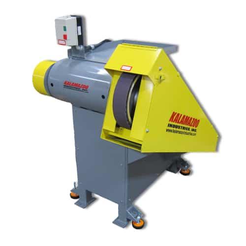 BG14 3 x 132 inch industrial backstand belt grinder, backstand belt grinder, belt grinders, grinders