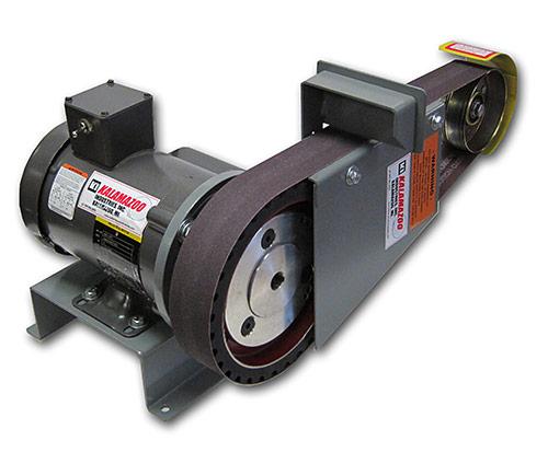 kalamazoo belt grinder. new kalamazoo bg248 belt grinder kalamazoo belt grinder o