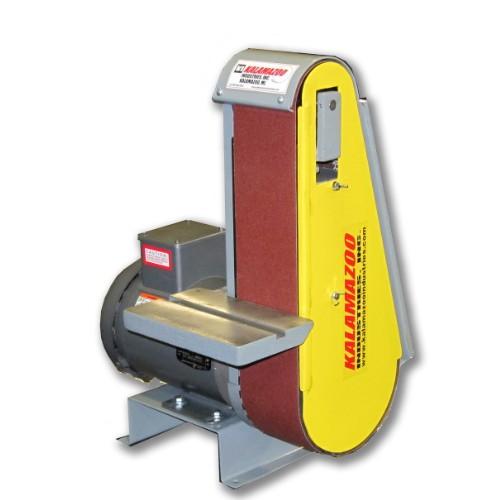 BG448 4 x 48 inch industrial abrasive belt grinder