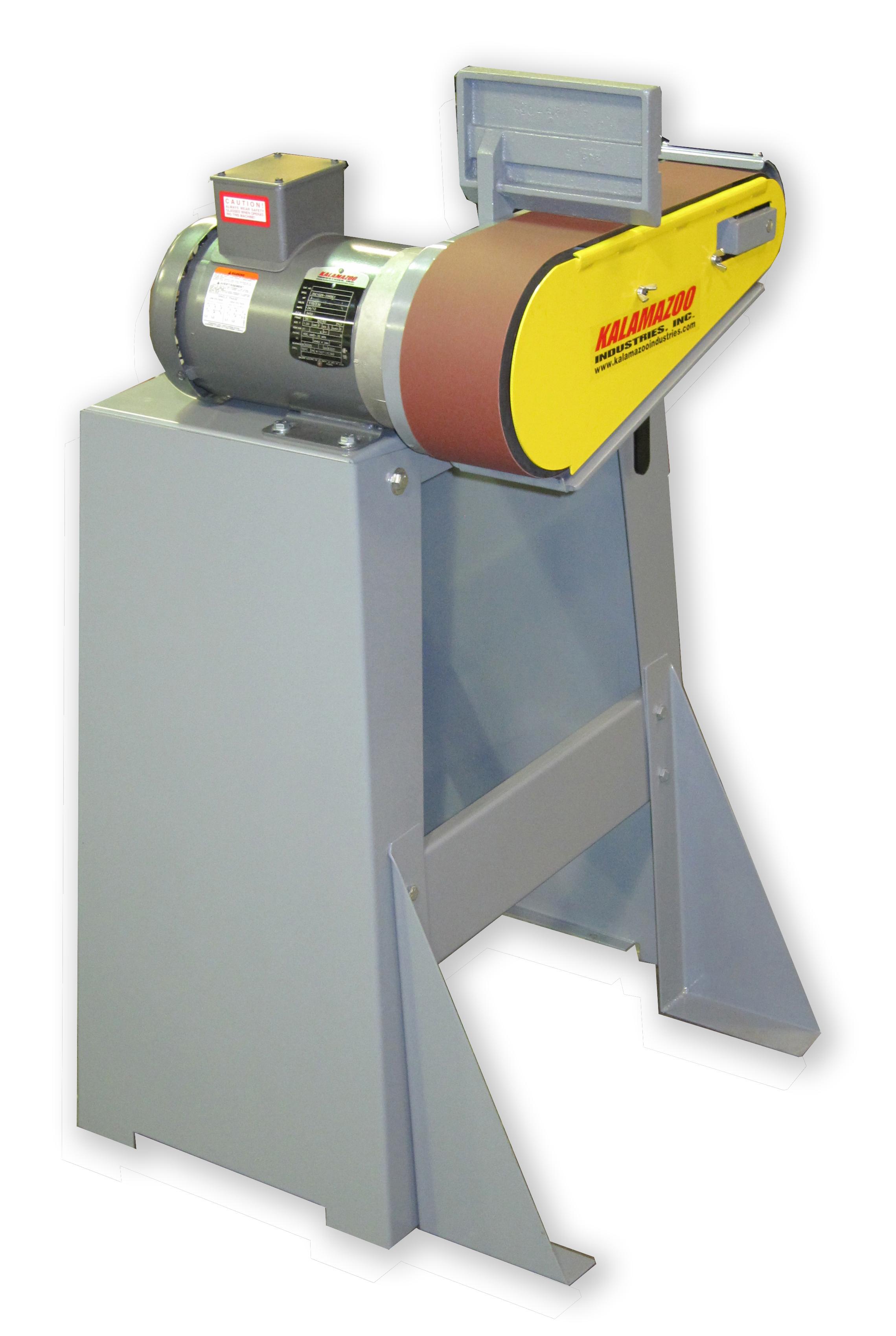 BG448 4 x 48 Inch Multipurpose Belt Grinder, multipurpose belt grinder, grinder, 4 x 48 inch multipurpose belt grinder, metal removal