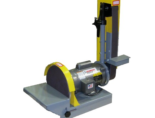 DS10-2M 2 x 48 inch and 10 inch belt and disc combination sander
