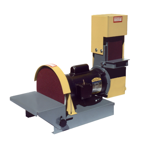 DS10-4S 4 x 36 inch belt & 10 inch disc combination sander, sander, combination, 4 x 36 inch belt , belt sander