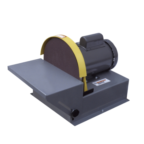DS12 12 inch rugged industrial disc sander, 12 inch disc sander, 12 inch rugged industrial disc sander, Kalamazoo Industries , disc sander, Kalamazoo Industries