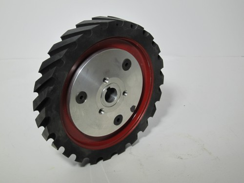 936-034 BG142 1 x 42 inch kalamazoo contact wheel, 936-034, BG142 1 x 42 inch kalamazoo contact wheel