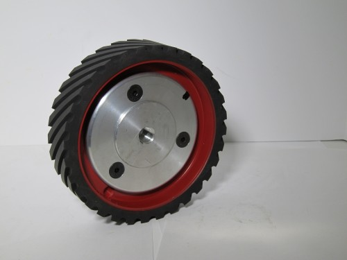 926-018 8 x 2 inch contact wheel, 926-018, 8 x 2 inch contact wheel