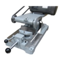 K10B cam lock vise, cutoff saw