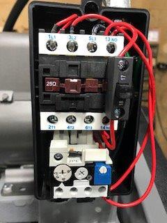 K14 switch open