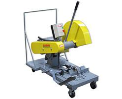heavy duty abrasive chop saws, abrasive chop saws, abrasive saws, industrial abrasive saws, chop saws, abrasive cutoff saws, Kalamazoo