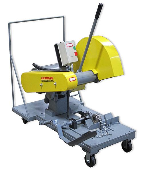 K16-18WR 18 Inch Wire Rope Chop Saw, saw , chop saw, wire rope, abrasive saw