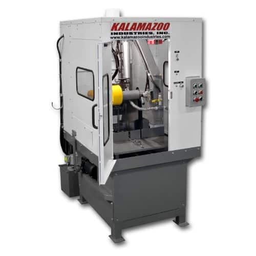 K20E 20 Inch Enclosed Metallurgical Cutoff Saw, abrasive, cutoff saw, saw, metallurgical