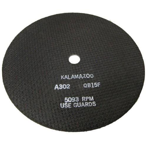 KAB12R 12 inch abrasive cutoff wheel, 12 inch abrasive cutoff wheel, abrasive cutoff wheel, cutoff wheel, abrasive, KAB12R 12 inch reinforced abrasive cutoff wheel