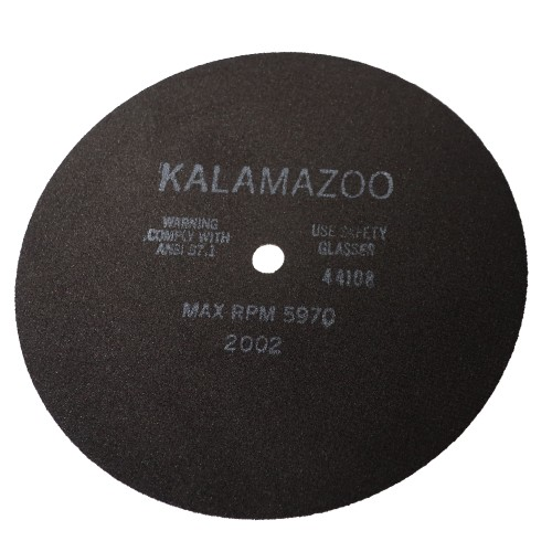 KAB8N 8 inch abrasive cutoff wheel, 8 inch abrasive cutoff wheel, abrasive cutoff wheel, cutoff wheel, 8 inch