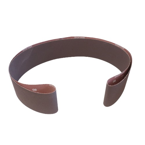 KB390100 3 x 90 inch 100 grit sanding belt, aluminum oxide