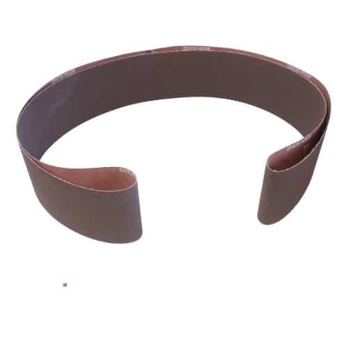 KB39050 3 x 90 inch 50 grit sanding belt, aluminum oxideKB39050 3 x 90 inch 50 grit sanding belt (one box)