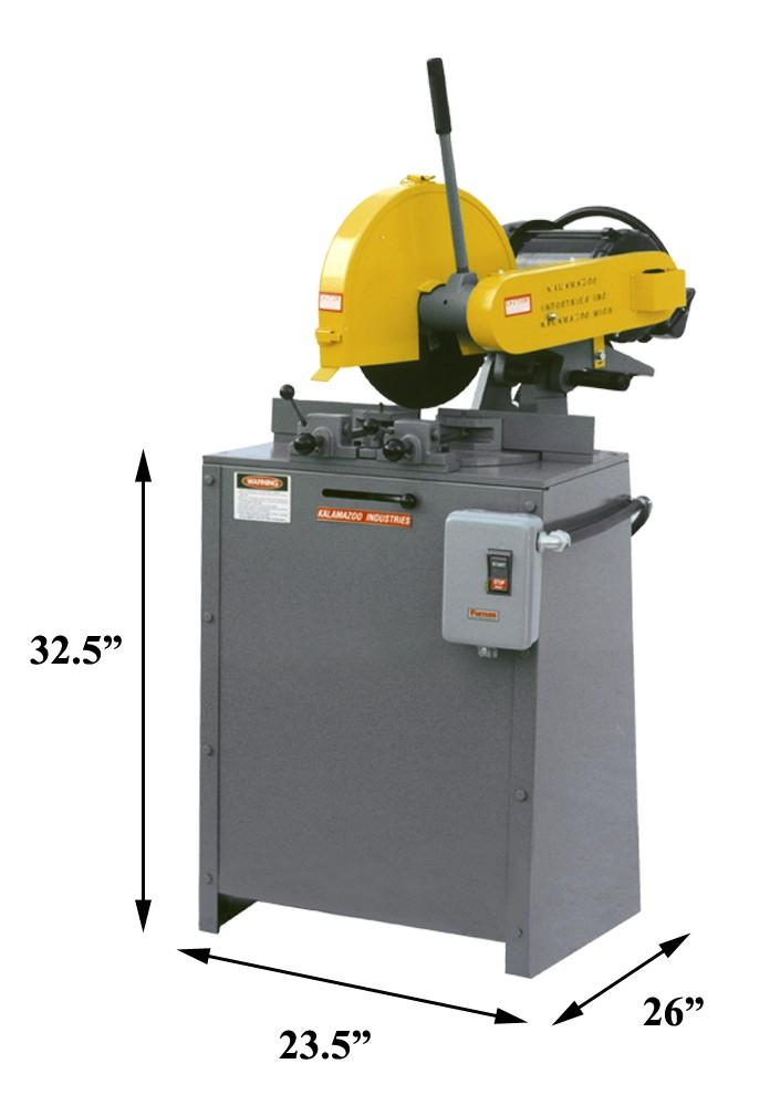 Kalamazoo Industries KM14 14 Inch Abrasive Mitre Chop Saw, 14 inch abrasive mitre chop saw, KM14 14 inch abrasive mitre chop saw, abrasive mitre chop saw, mitre chop saw