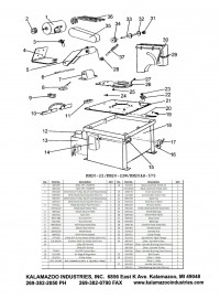 KM20-22 20 inch industrial abrasive mitre saw parts list, mitre saw, saw, abrasive, cutoff saw