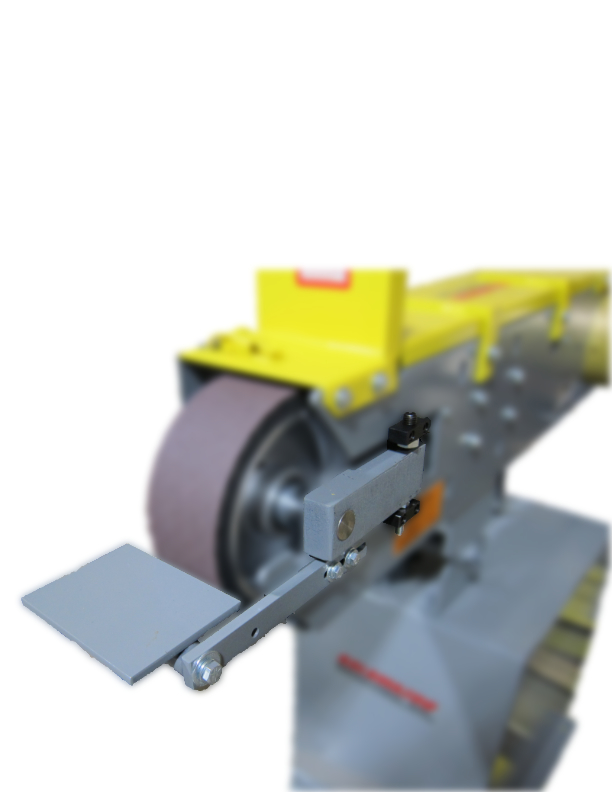 KS390-ks490 adjustable work table with belt tracking, grinder, belt grinder, industrial, KS390/KS490 3 & 4 inch heavy duty industrial belt grinders, grinding