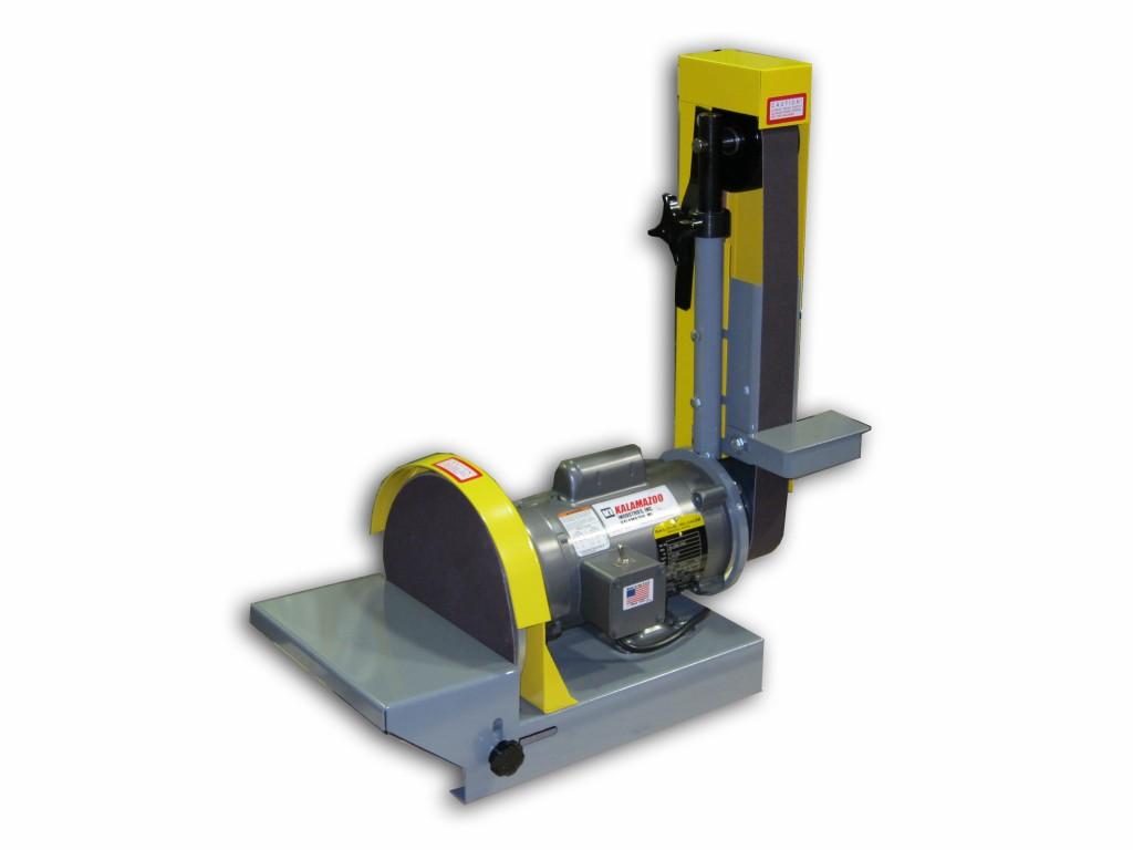 DS10-2M belt sander, combination belt sander,Kalamazoo Industries, Kalamazoo Sander, combination sander, disc sander, belt sander, metal sander