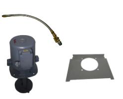 Pump and tank accessories