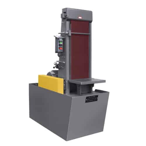 S14D 14 inch dry vertical industrial belt sander, industrial, sander, belt sander, belt, heavy duty, sanding, manufacturing