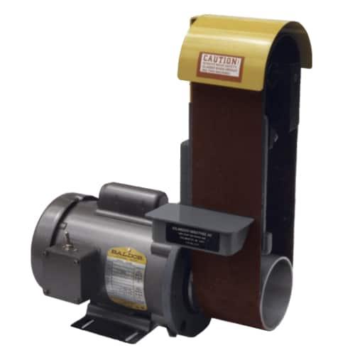 S4 4 x 36 industrial abrasive belt sander, belt sander, machine shop, wood working shop, sander, wood working