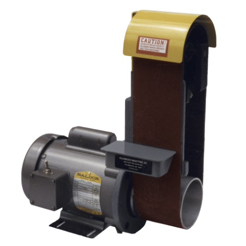 Kalamazoo Industries S4 4 x 36 industrial abrasive belt sander, S4 4 x 36 industrial abrasive belt sander, 4 x 36 industrial abrasive belt sander, 36 industrial abrasive belt sander, Kalamazoo Industries S4 4 x 36